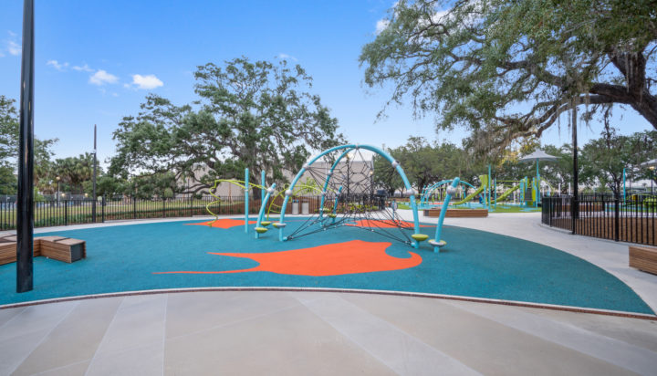JBL Park Tampa Poured In Place Playground Surfacing 27