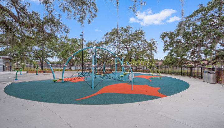 JBL Park Tampa Poured In Place Playground Surfacing 28