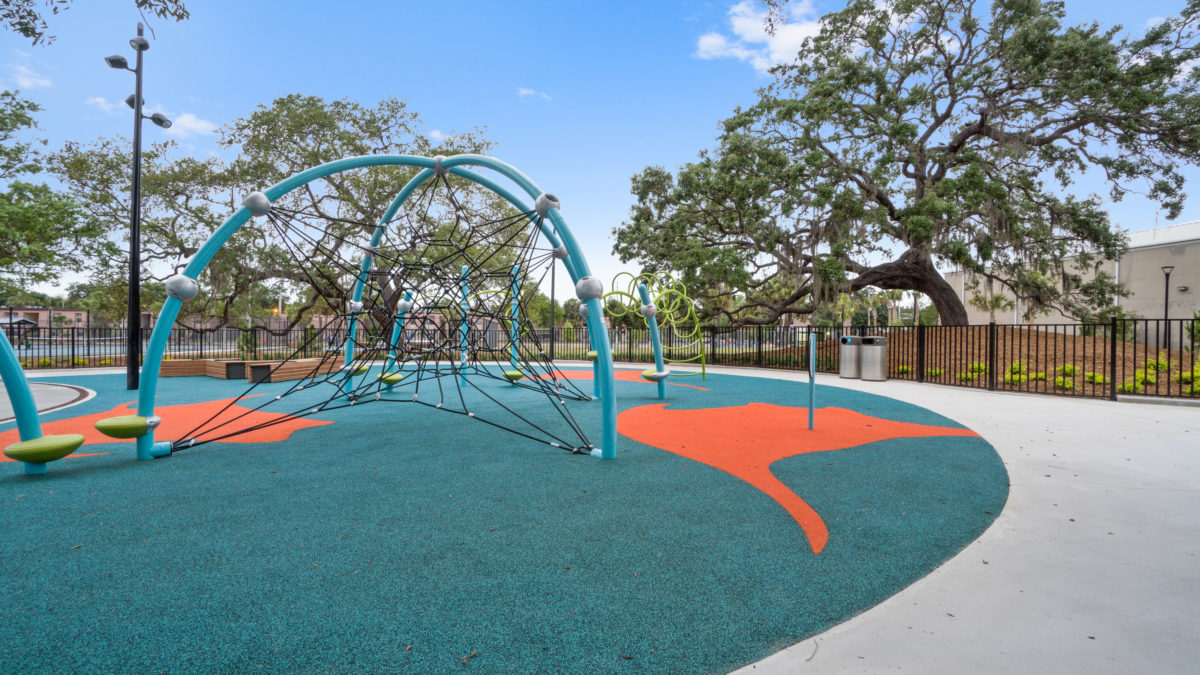 JBL Park Tampa Poured In Place Playground Surfacing 31