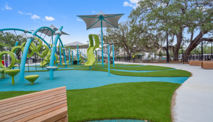 JBL Park Tampa Poured In Place Playground Surfacing 5