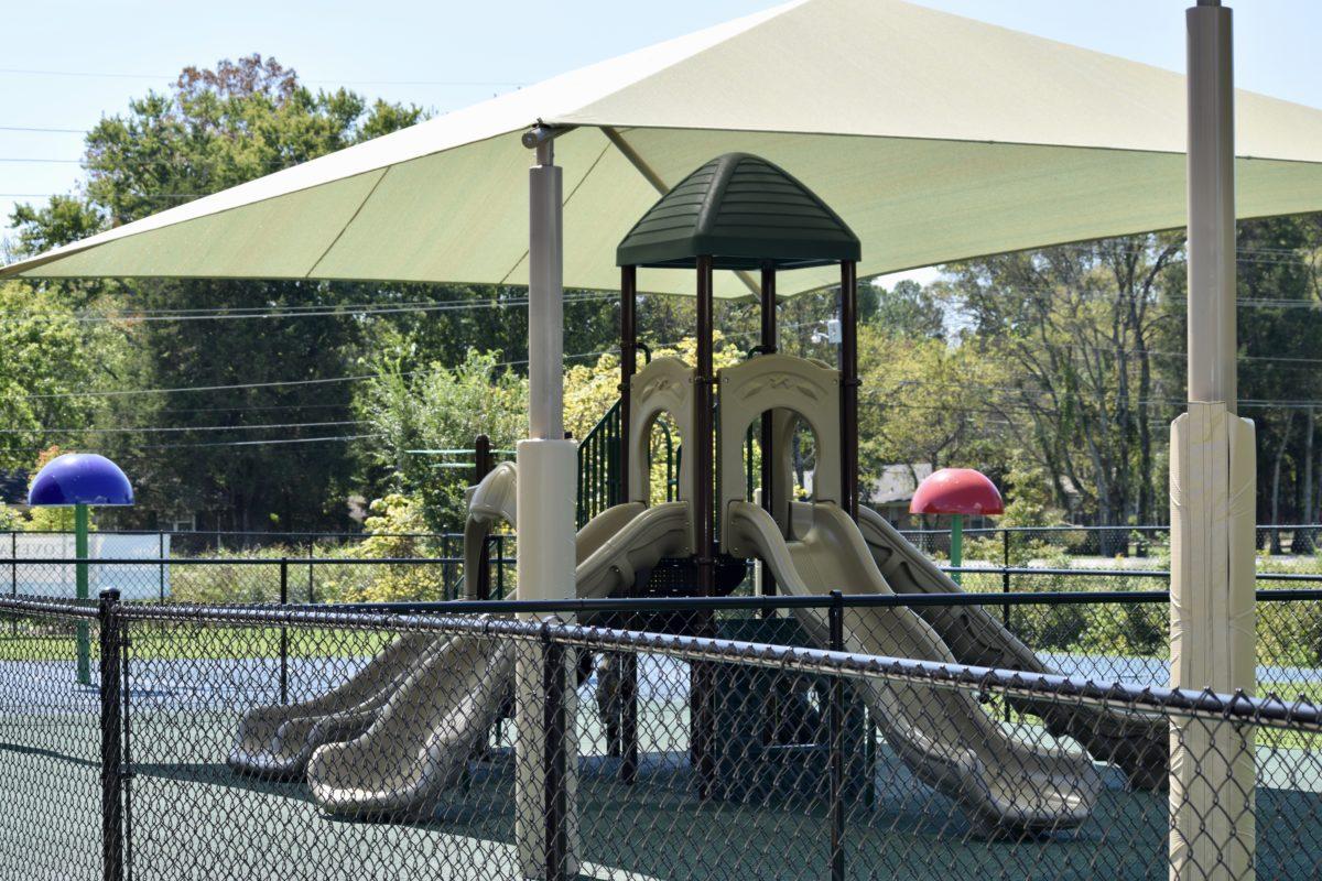 huntsville alabama daycare playground equipment 1
