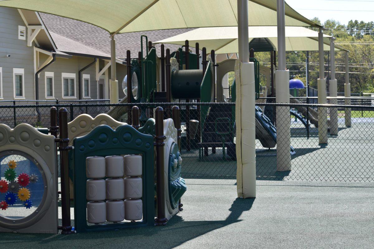 huntsville alabama daycare playground equipment 4