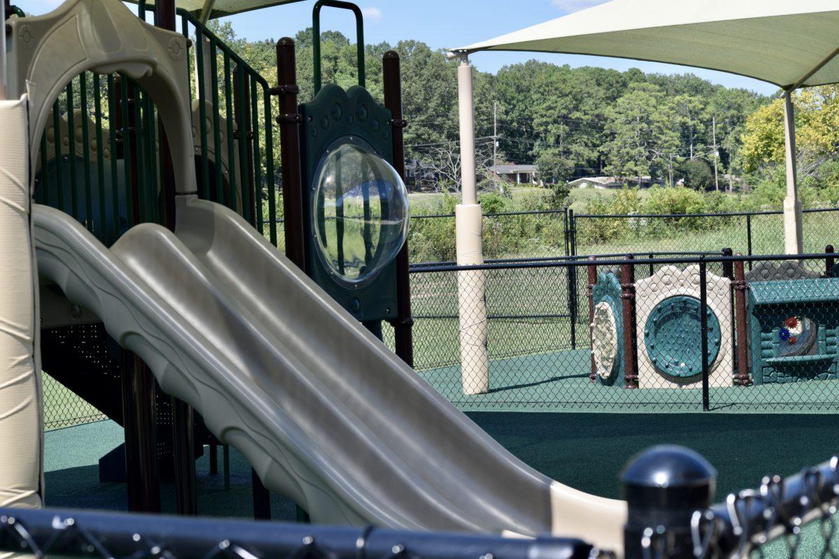 huntsville alabama daycare playground equipment 6