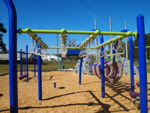 tallahassee elementary school playground with shade covering 14