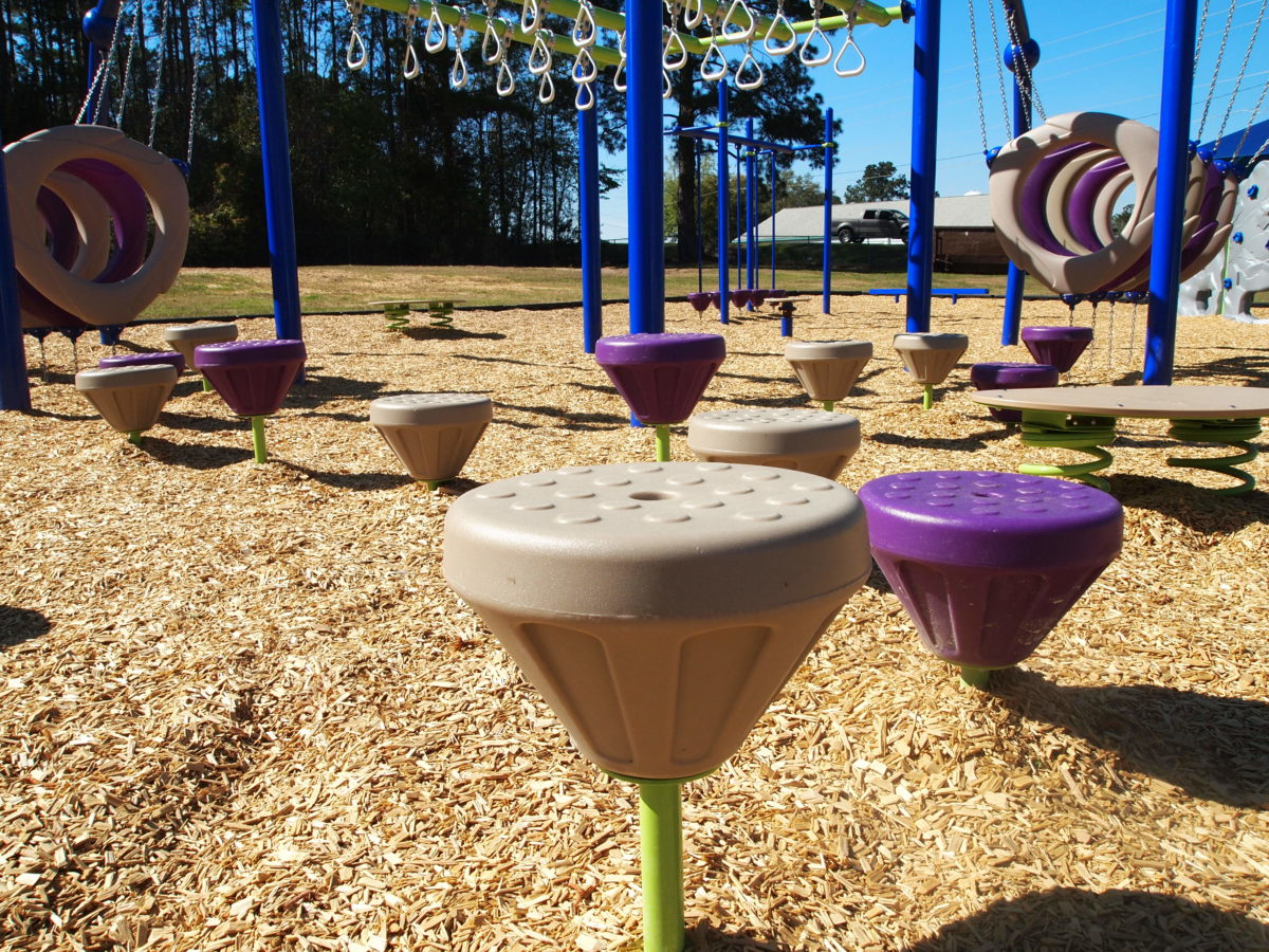 tallahassee elementary school playground with shade covering 23