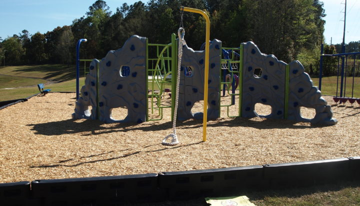 tallahassee elementary school playground with shade covering 29