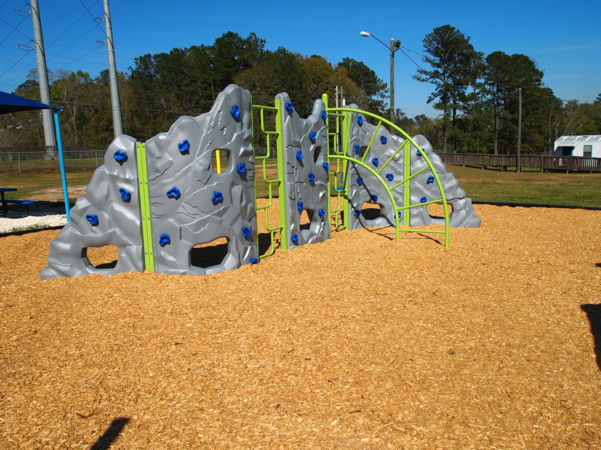tallahassee elementary school playground with shade covering 7