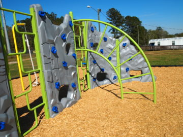 tallahassee elementary school playground with shade covering 8