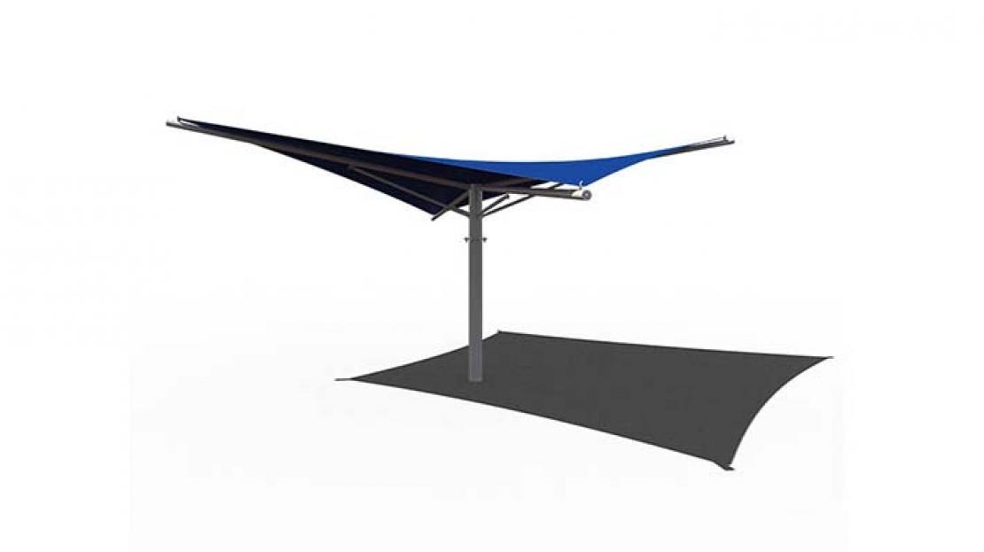 HSU Hyperbolic Umbrella