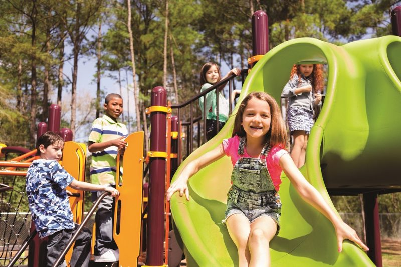 commercial playground equipment kids