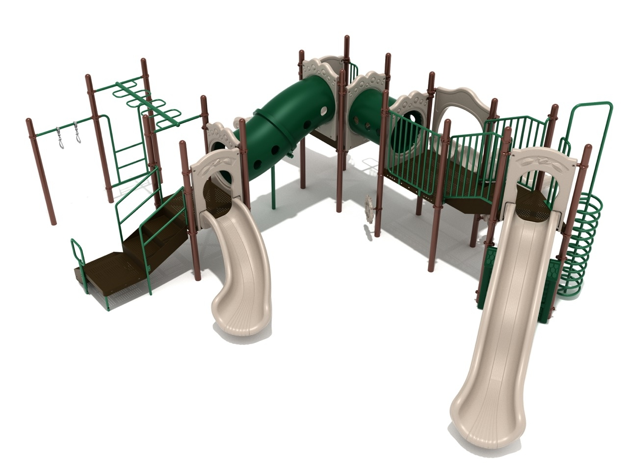 grand venetian commercial playground equipment system 2