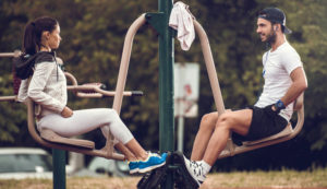 outdoor fitness and exercise equipment 1