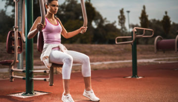 outdoor fitness and exercise equipment 8