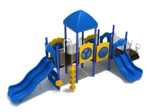 Copperleaf Court Playground 1