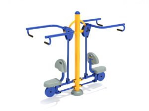 Double Station Lat Pulldown 1