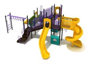 Fairfax Station Playground 1
