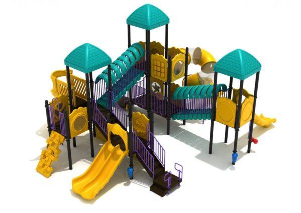 Harrison Square Playground 1