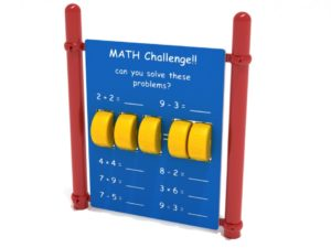 Math Panel With Posts Playground 1