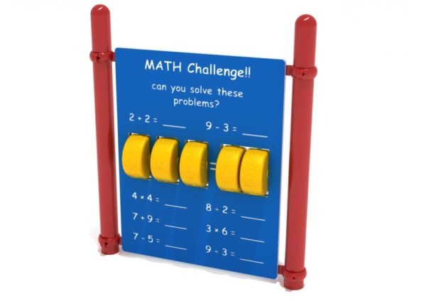 Math Panel With Posts Playground 1