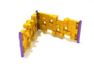 Pixel Fallen Bridge Playground 1