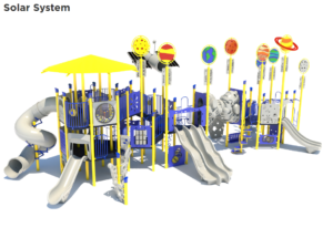 Solar System Themed Playground 1