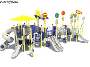 Solar System Themed Playground 1