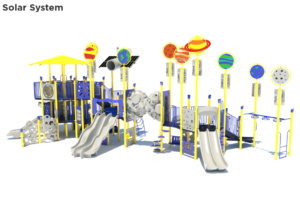 Solar System Themed Playground 2