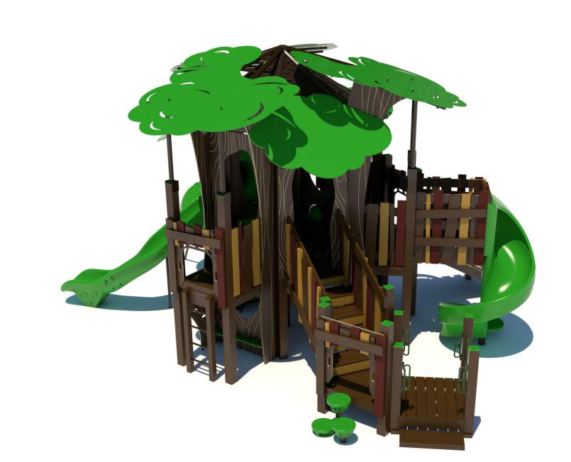 Pleasant Tree House Themed Playground System R3Fx 30082 R1 5 Download Free Architecture Designs Scobabritishbridgeorg