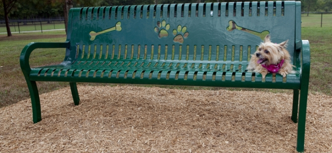 Pooch Perch Bench Dog Park Pro Playgrounds The Play