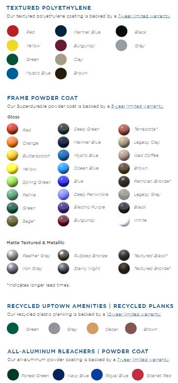 Color Pallet 1