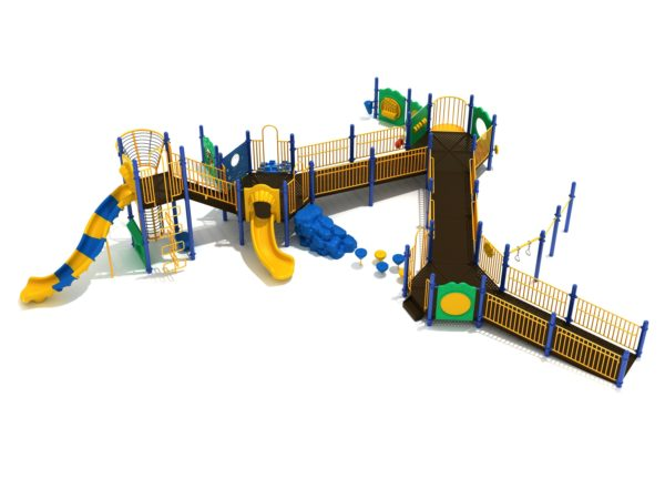 the grant commercial playground system 3