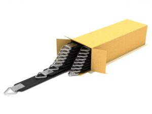 PCS001 BKBX Box of 18 Belt Seats Black 1000x707