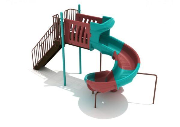 PSL027 6 feet Sectional Spiral Slide 1 1000x707