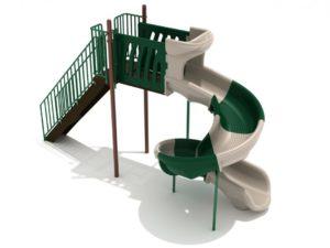PSL028 7 feet Sectional Spiral Slide 1 1000x707