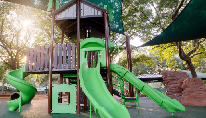 orlando florida wilderness themed playground 1