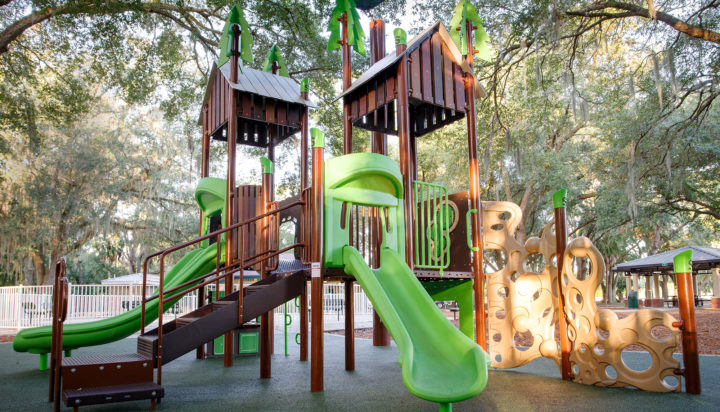 orlando florida wilderness themed playground 11
