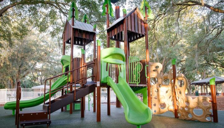 orlando florida wilderness themed playground 11
