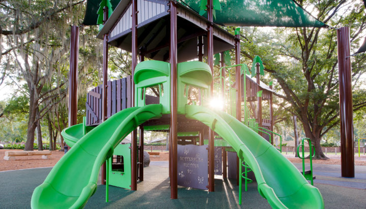 orlando florida wilderness themed playground 2