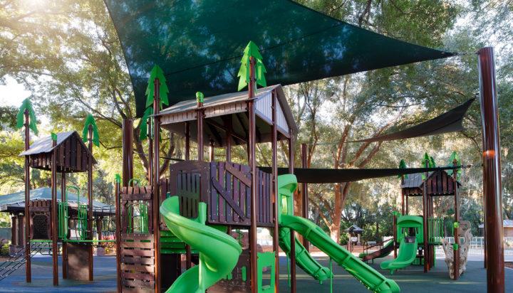 orlando florida wilderness themed playground 3