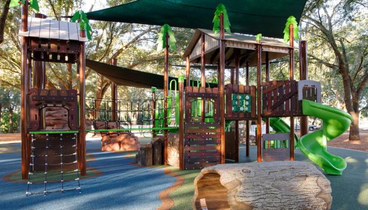 orlando florida wilderness themed playground 4