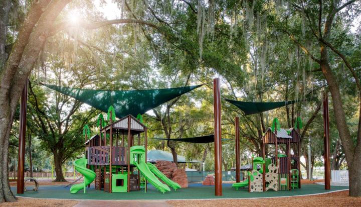 orlando florida wilderness themed playground 6