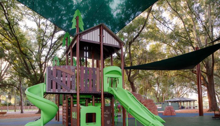 orlando florida wilderness themed playground 7