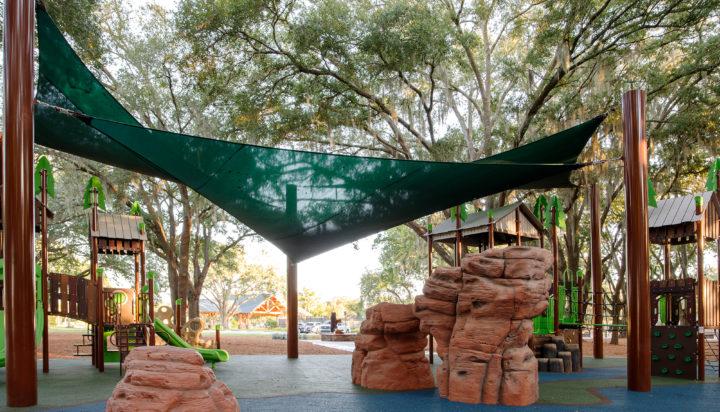 orlando florida wilderness themed playground 8