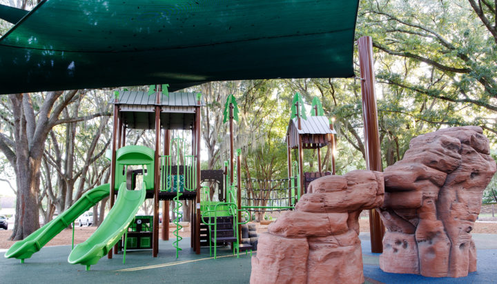 orlando florida wilderness themed playground 9