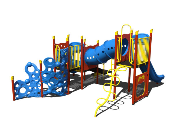 In Stock Quick Ship Commercial Playground Fancy Pants Playground System 2