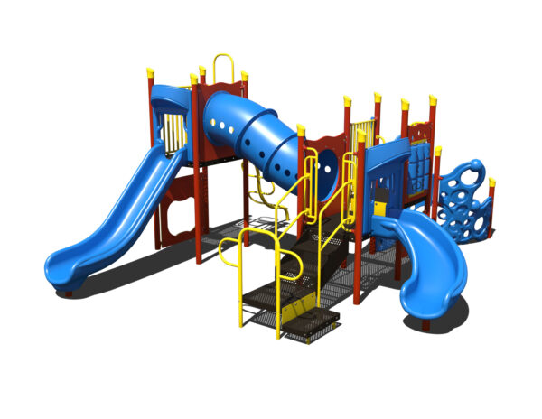 In Stock Quick Ship Commercial Playground Fancy Pants Playground System 4