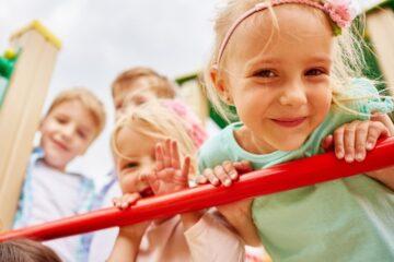 Developmental Benefits of Playground Equipment